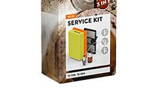 Cut-off machine service kits