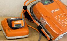 AP-System batteri och laddare