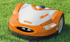 iMow Robotic Lawn Mower