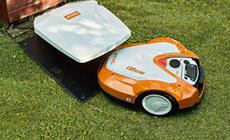 Tillbehör robotgräsklippare