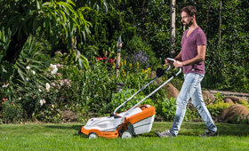 COMPACT Lawn Mowers