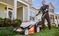Cortadores de grama para jardinagem profissional