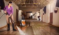 Lavadoras de alta pressão para uso agropecuário