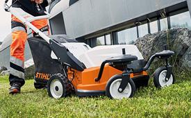 RMA 765 V - Lawn mower