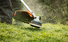 Cordless Grass Trimmers & Brushcutters