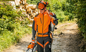 STIHL ADVANCE: Professional forestry work clothing