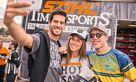 Voor STIHL TIMBERSPORTS® fans