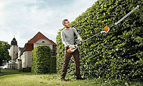 AP System Long-reach Hedge Trimmers