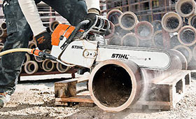 Accessories for concrete cutters