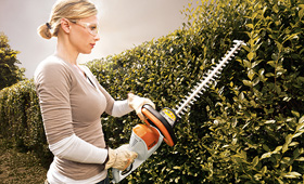 Corded Electric Hedgetrimmers