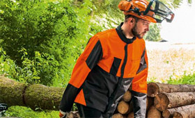 FUNCTION forestry work overalls