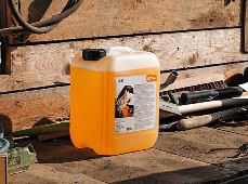 Cleaning agents for pressure washers