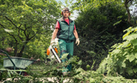 Sopradores para o mercado de limpeza e conservação