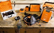 Accessori prodotti a batteria linea AP