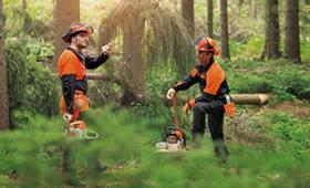 Waldarbeitskleidung ADVANCE X-LIGHT