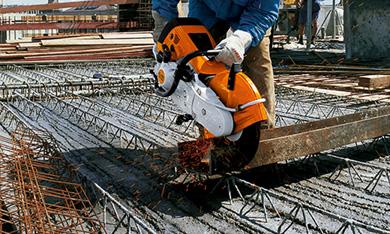 Cut-Off Machines & Concrete Cutter