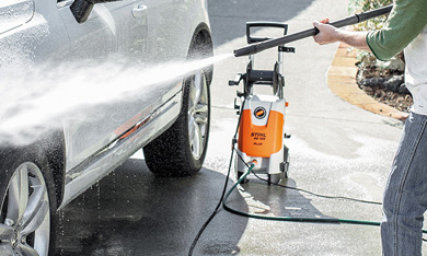 High Pressure Cleaners and Vacuum Cleaners