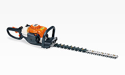 Hedge trimmers and long-reach hedge trimmers