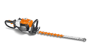 Hedge trimmers, long-reach hedge trimmers