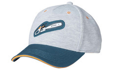 Kid's chainsaw baseball cap