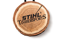 STIHL TIMBERSPORTS® Seat cushion
