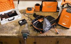 Batteries, chargeurs et accessoires gamme Lithium-Ion PRO