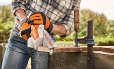 Η άνετη λύση για τις πολύπλευρες εργασίες στον κήπο