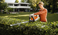 Battery Electric Hedgetrimmers