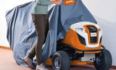 Accessoires pour tracteurs de pelouse