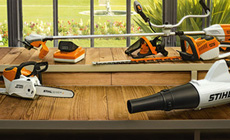 STIHL Cordless Power System