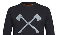 STIHL TIMBERSPORTS® Axe sweatshirt - Grey