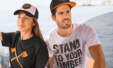 STIHL TIMBERSPORTS COLLECTION® ja fanituotteet