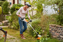 Lithium-Ion Grass Trimmer