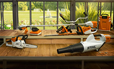 STIHL Battery Product Advisor