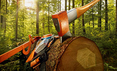 STIHL Forestry Tools