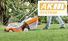 Urządzenia akumulatorowe System AK