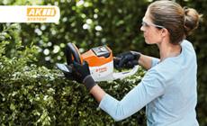 AK-System: för mellanstora och större trädgårdar