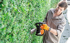 Accessories for Hedge Trimmers. Long-reach Hedge Trimmers and Pole Pruners