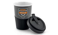 STIHL TIMBERSPORTS® Coffee-to-go cup