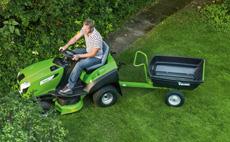 Tracteurs de pelouse T5 et T6