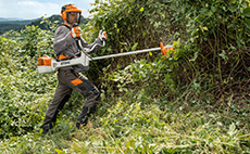 Clearing saws