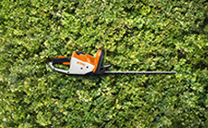AK System Hedge Trimmers