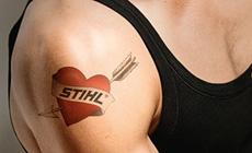 Pro opravdové fanoušky značky STIHL
