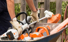 STIHL Cordless Power Tools For Pro & Domestic Use
