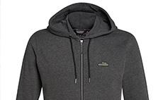 Zip-up ICON hoodie