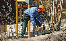 Motosserras para construção civil