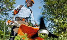 STIHL clearing saws