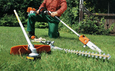 STIHL Product for Tea Planatation