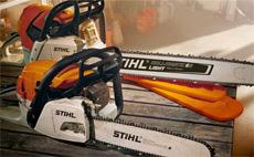 Моторни триони, вериги и шини STIHL