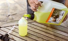 Productos de limpieza para hidrolimpiadoras